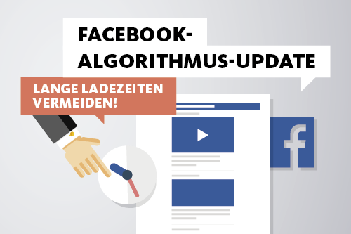 Facebook-Algorithmus-Update
