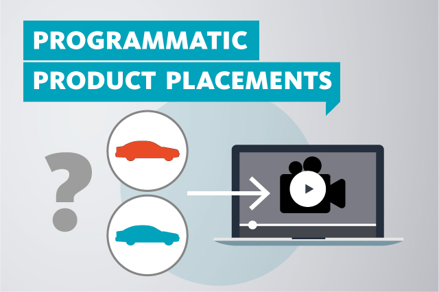 Programmatic Product Placements