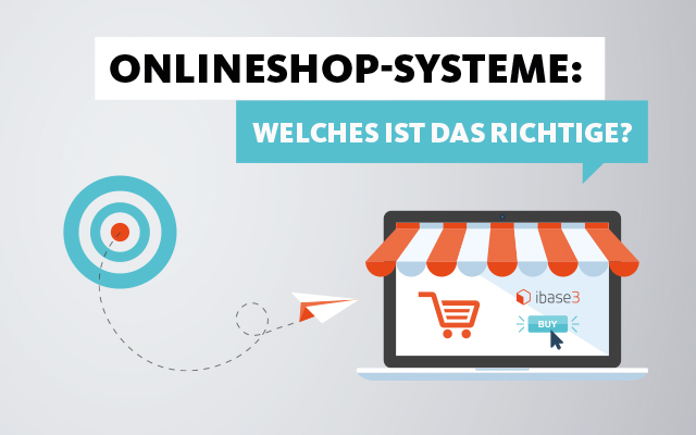 Onlineshop-System interface medien